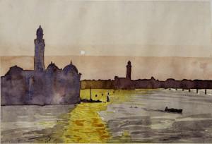 Venecia 28 X 19cm 2004