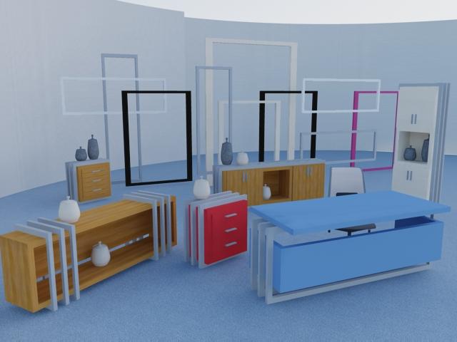 Diseño de mobiliario 5